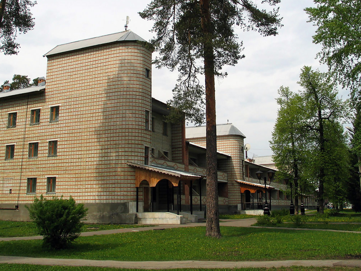 санаторий Прибрежный (Белое озеро, Ульяновская область)