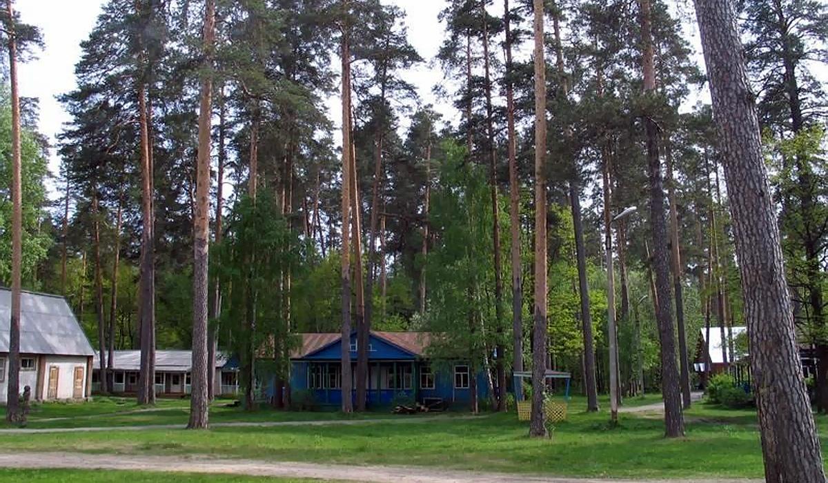 база отдыха Прибрежный у Белого Озера в Ульяновской области