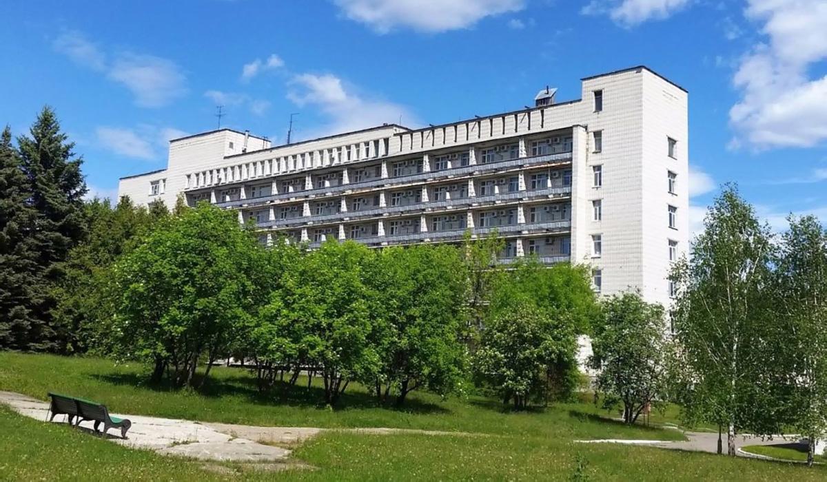санаторий имени Ленина в Ундорах