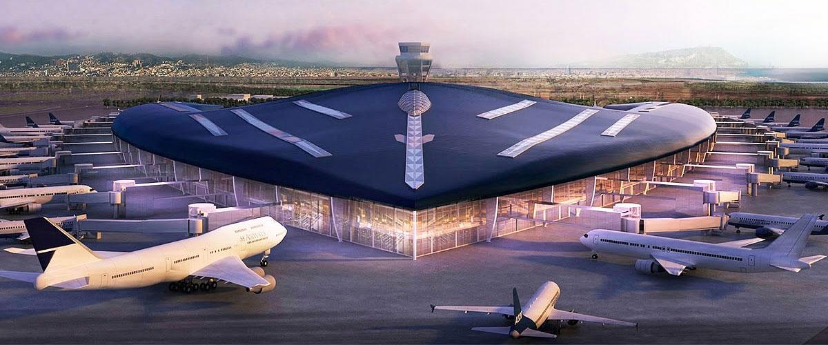 Эль-Прат – аэропорт Барселоны