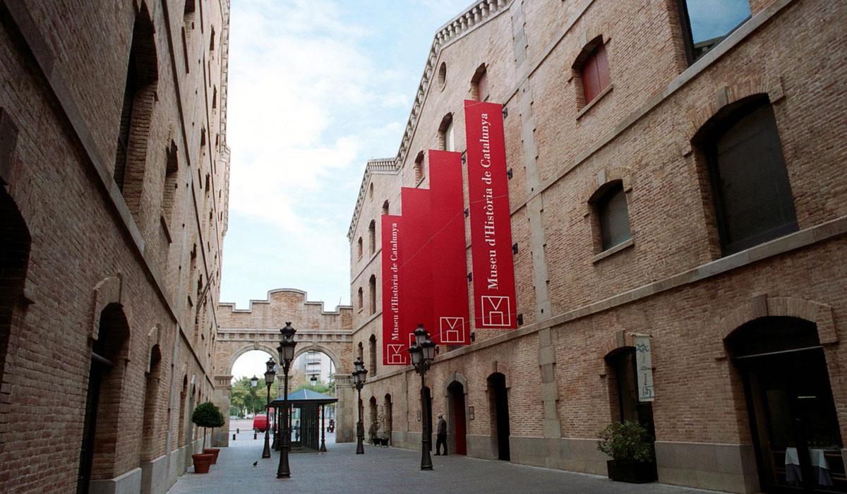 Музей истории города Барселона