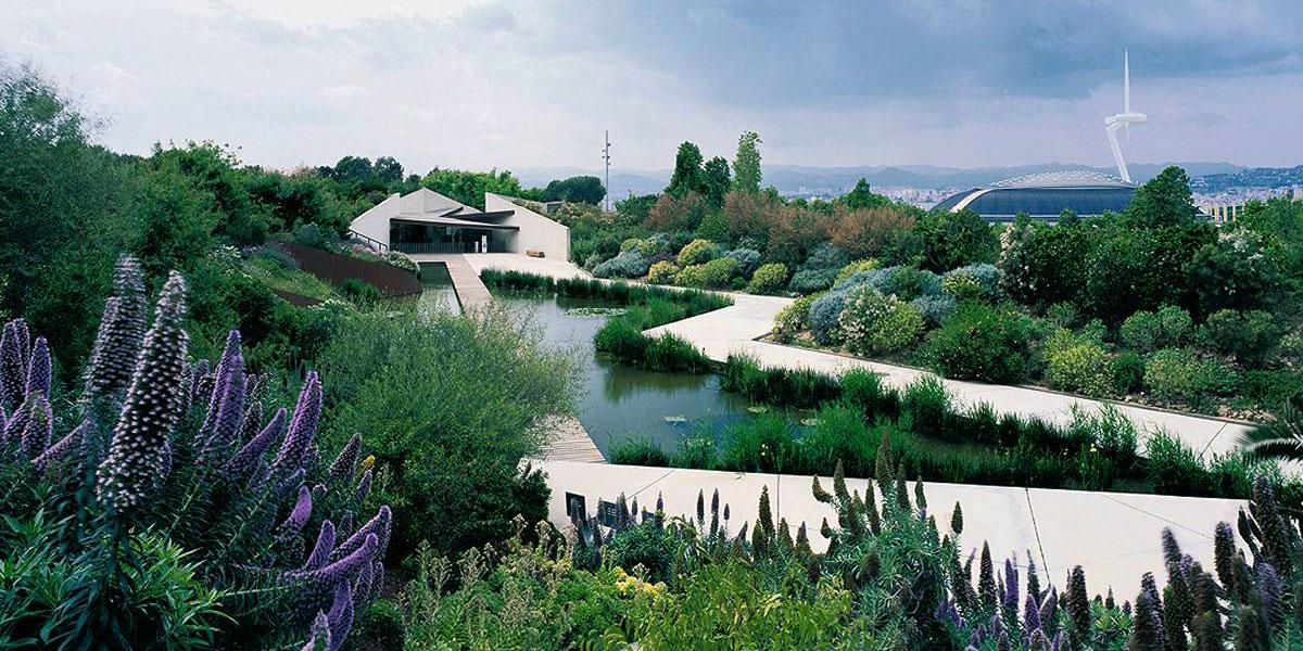 сады Монтжуик