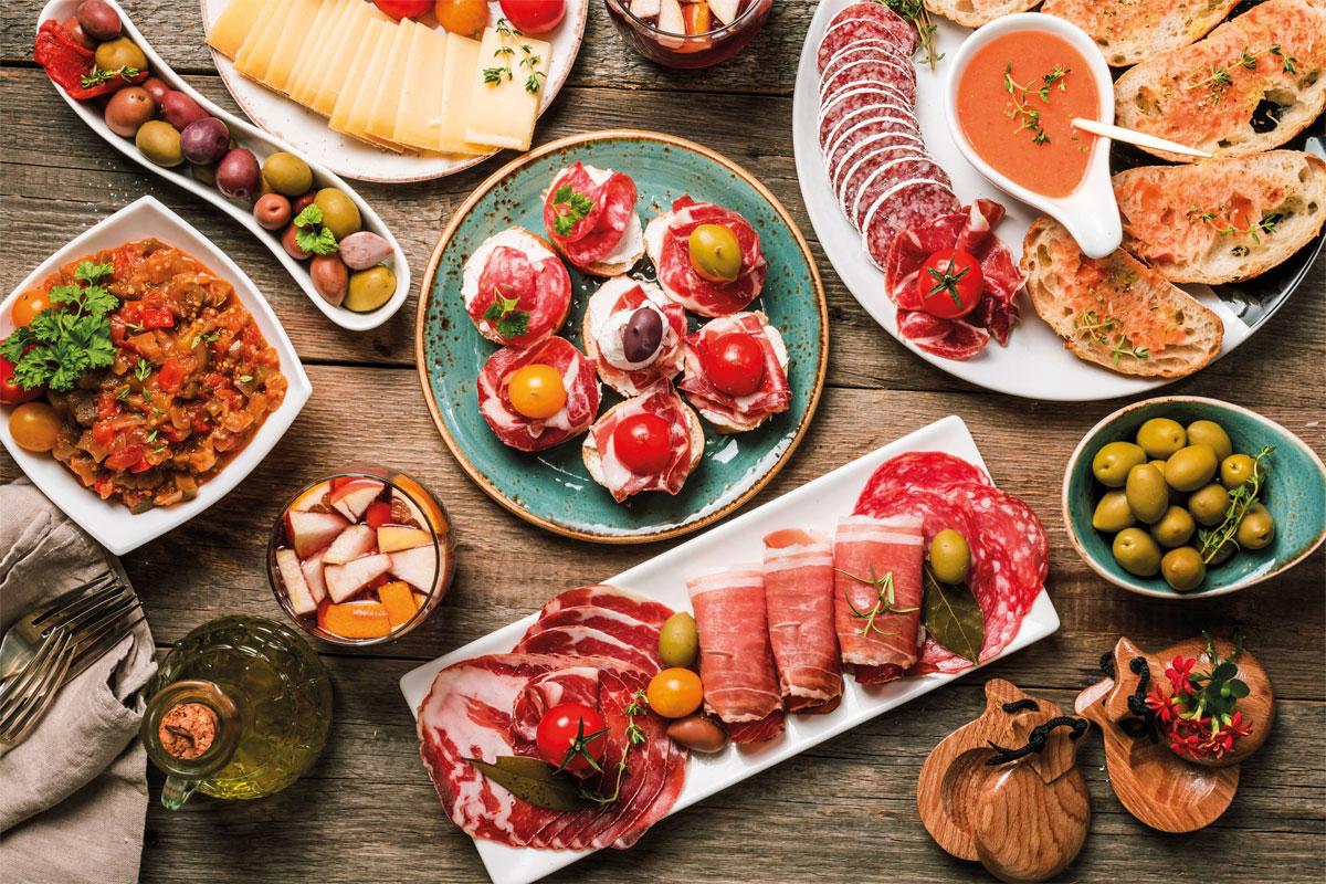 традиционные каталонские блюда