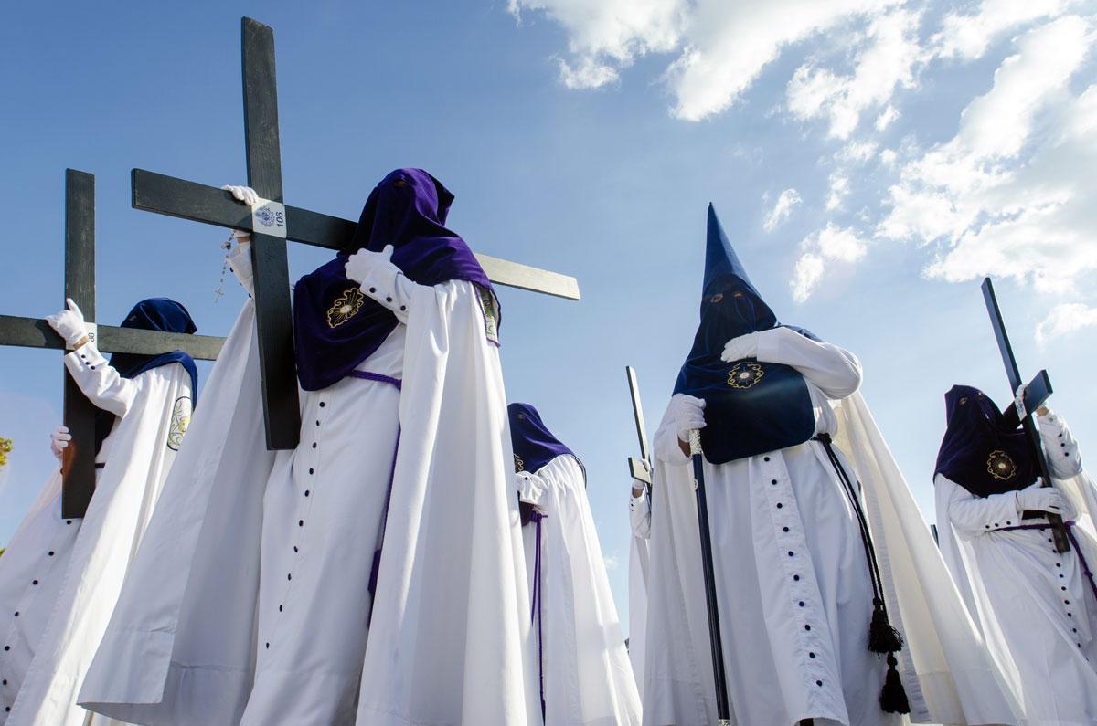 парад «кающихся грешников»