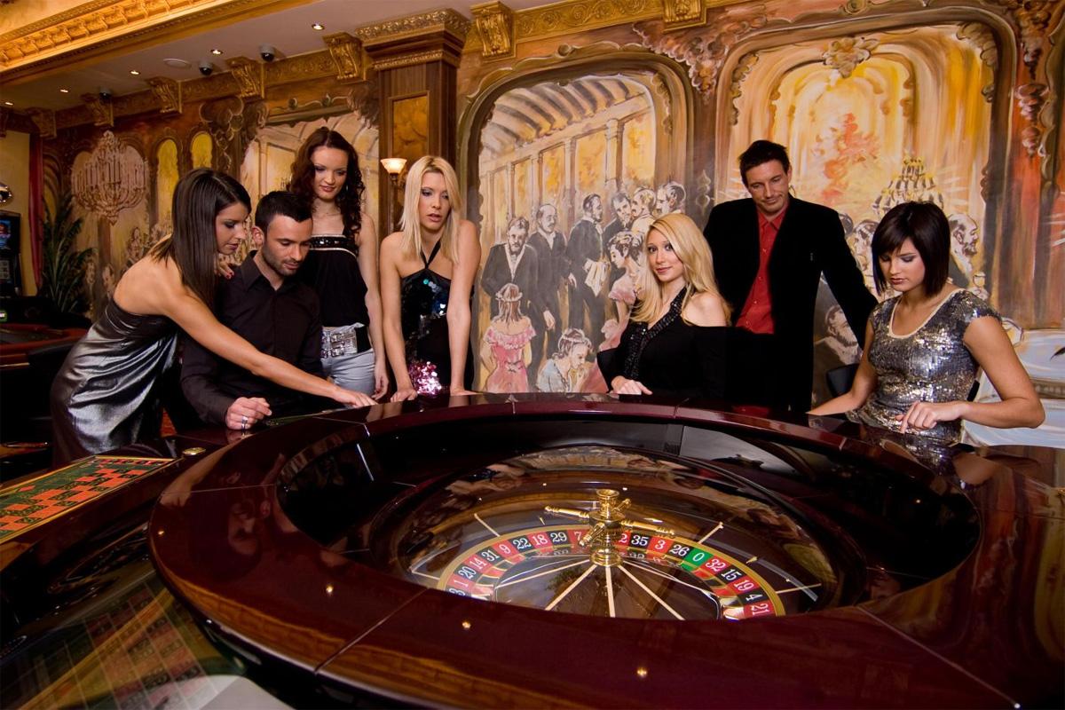 казино в Порторож