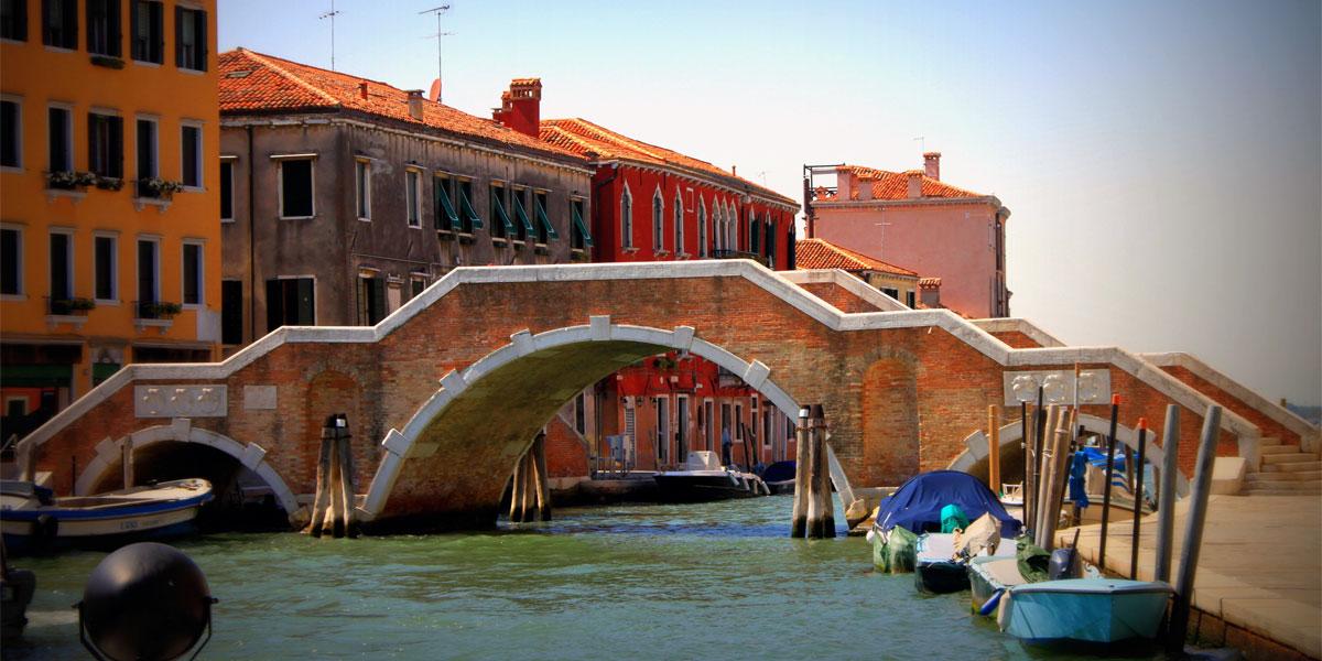 мост Трёх арок (Ponte di Tre Archi)