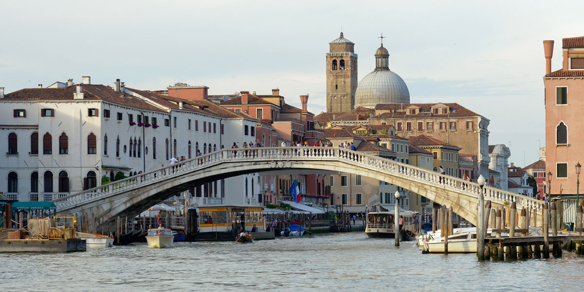 мост Скальци (Ponte degli Scalzi)
