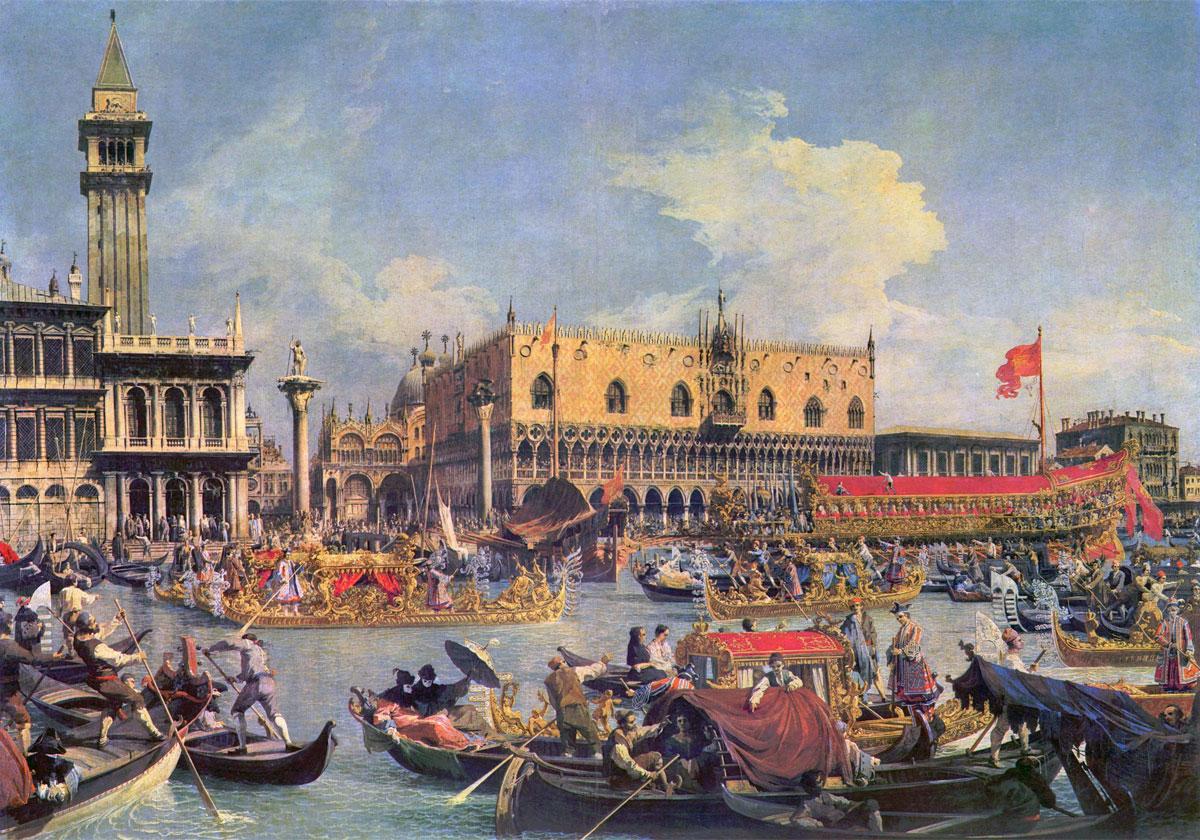 историческая Венеция