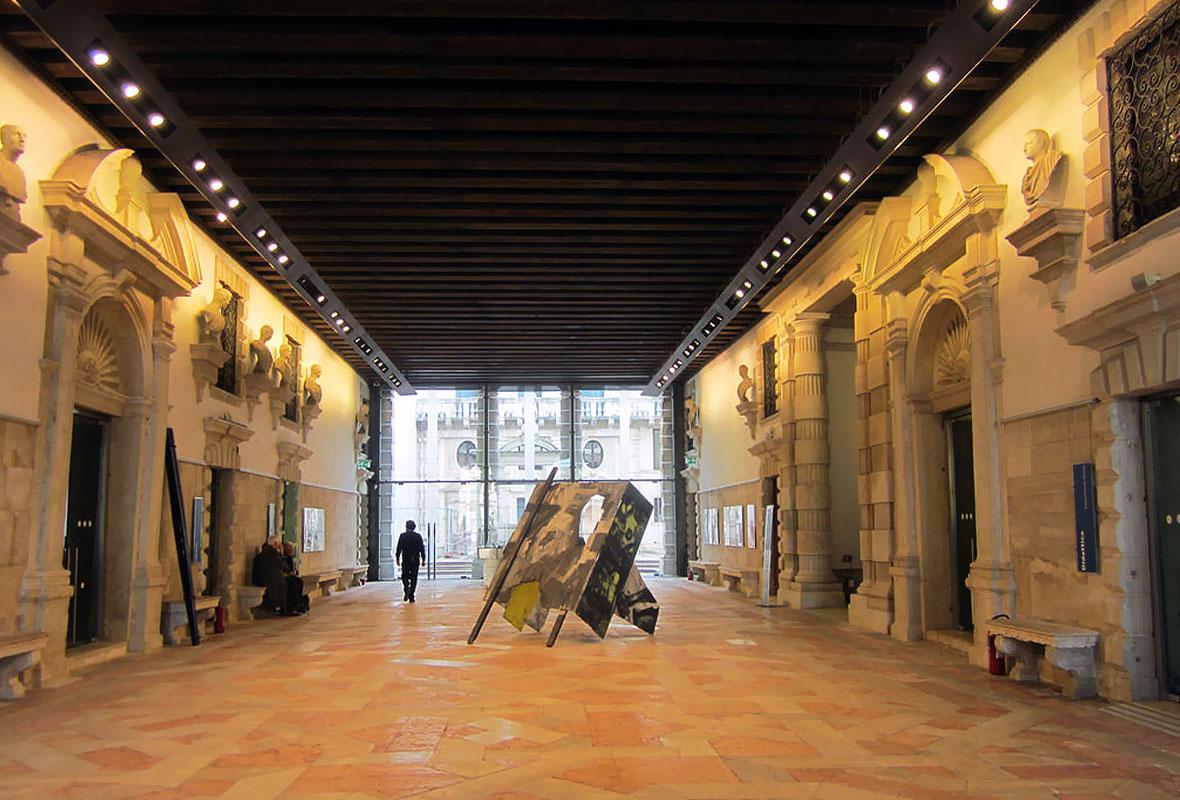Международная галерея современного искусства в Венеции