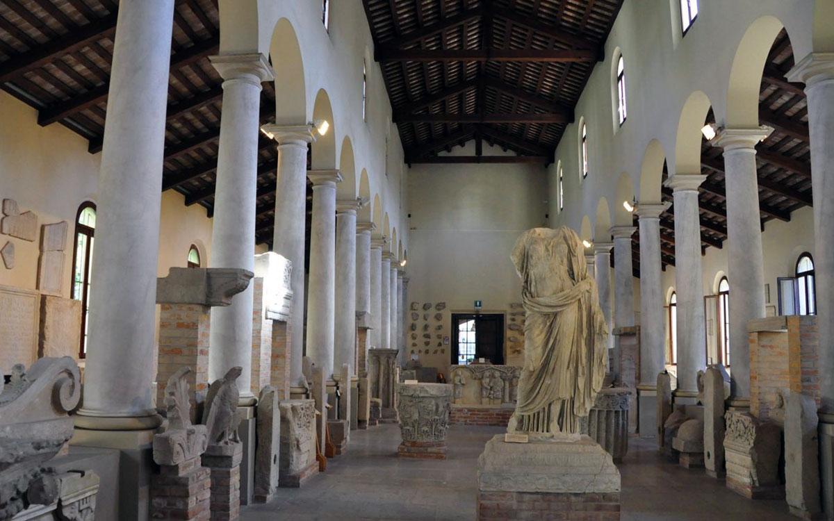 Археологический музей Венеции