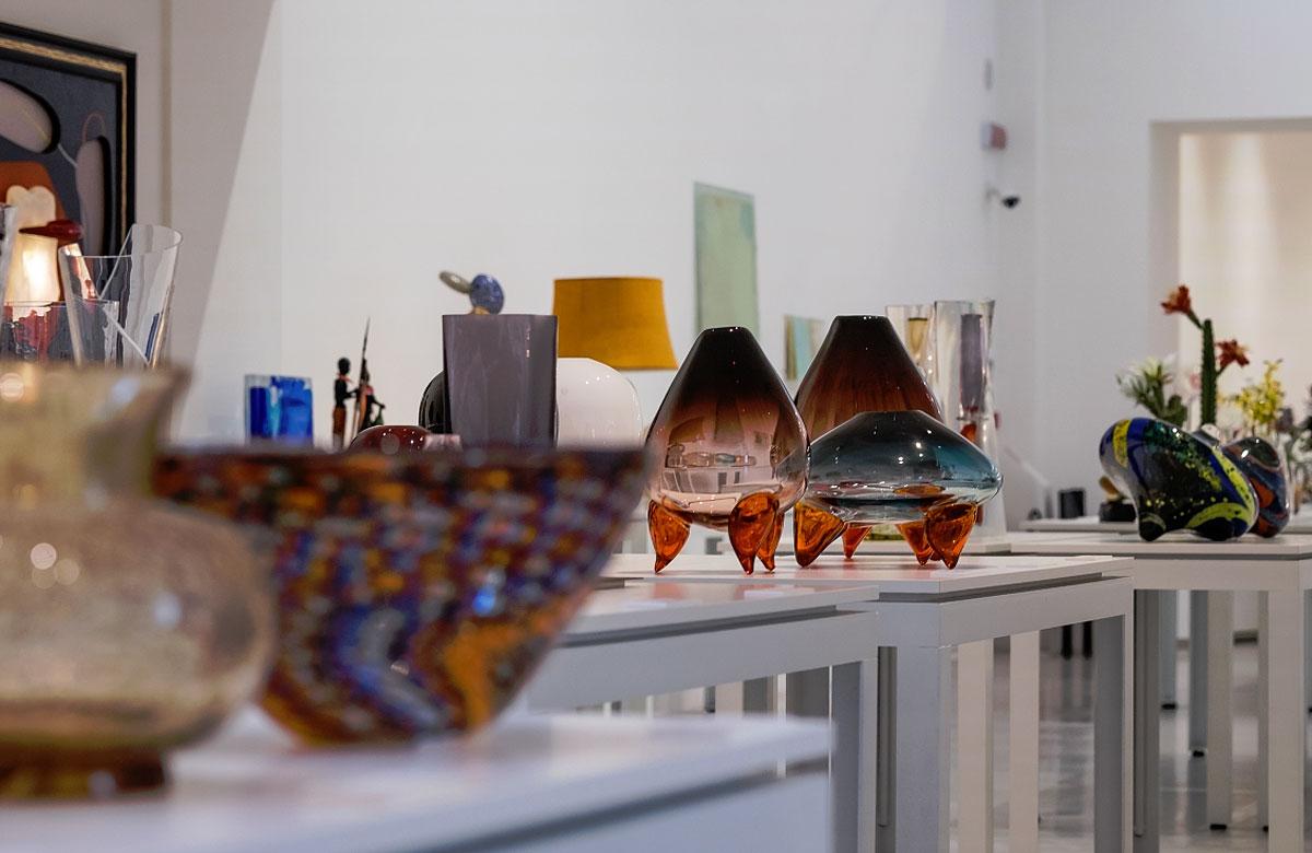 Музей стекла на острове Мурано (Венеция)
