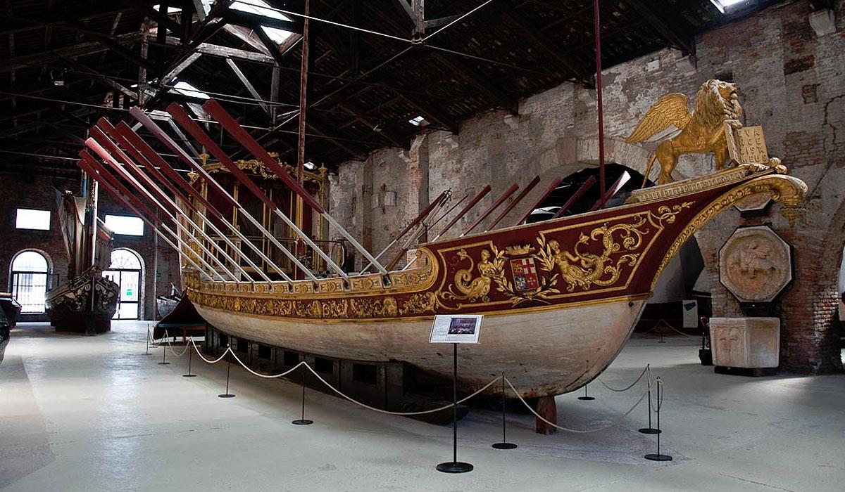Музей истории военно-морского флота Венеции