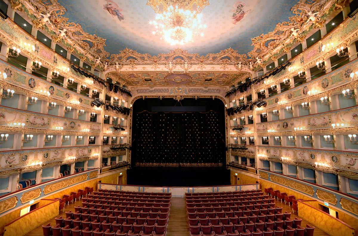 венецианский оперный театр «Ла Фениче»