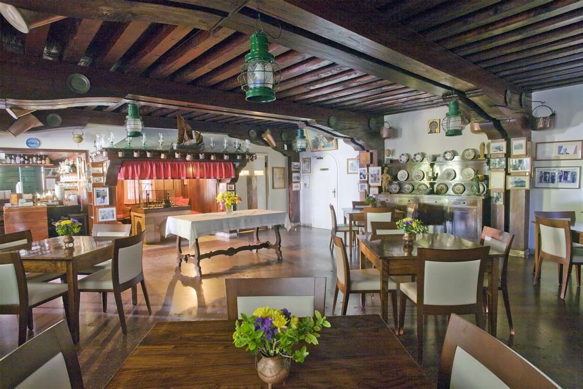ресторан Locanda Cipriani в Венеции