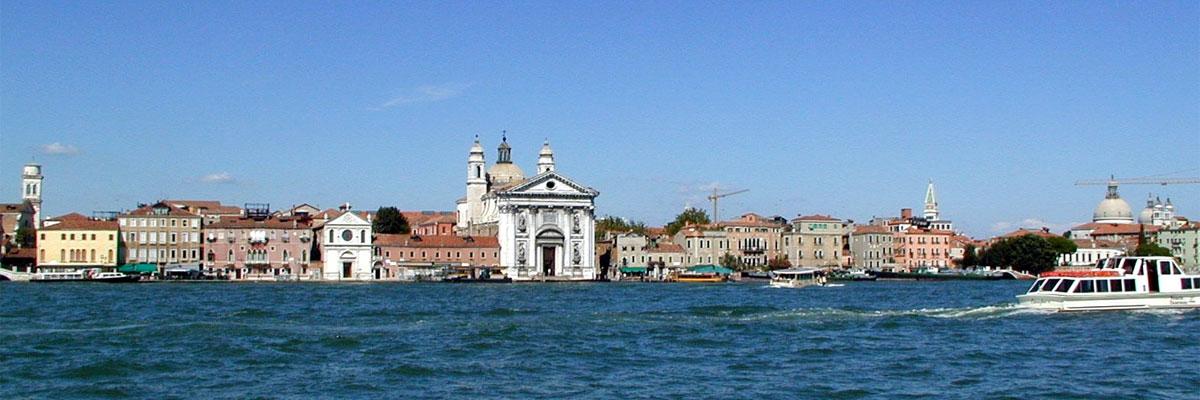 Канал Джудекка (Canale della Giudecca) в Венеции