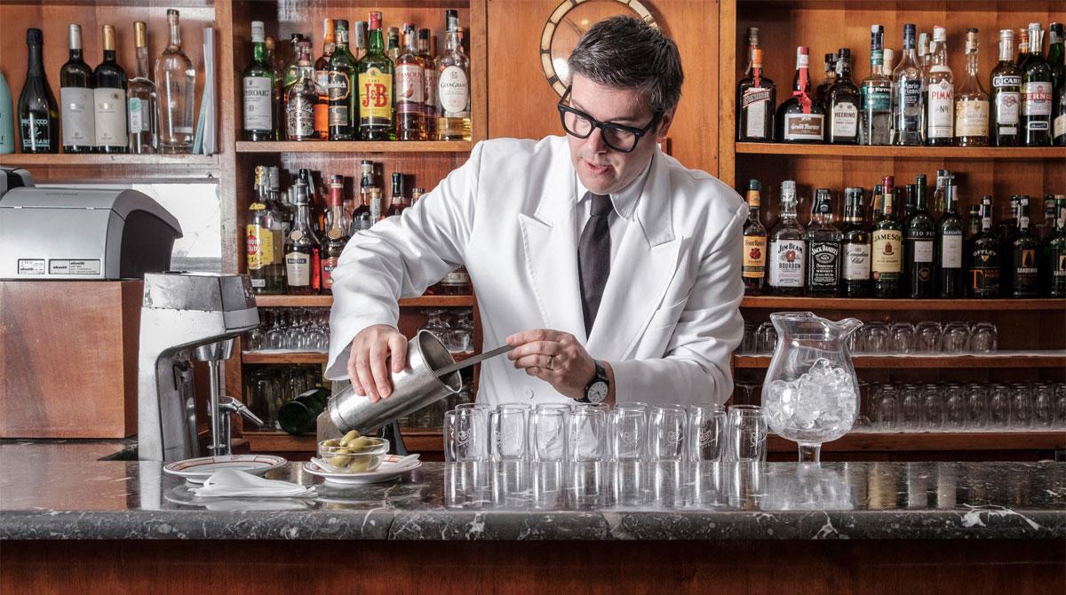 венецианский Harry's Bar