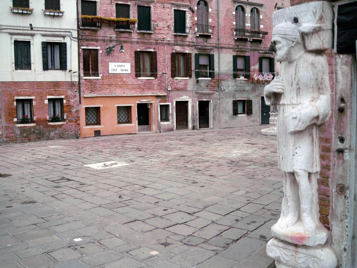 Венеция (Campo dei Mori)