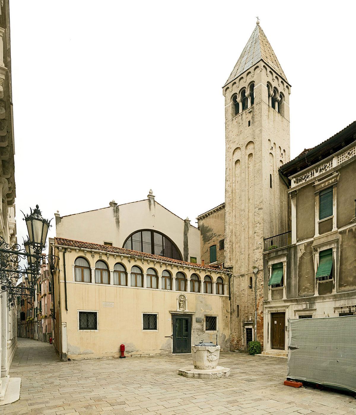 площадь Святого Самуила в Венеции